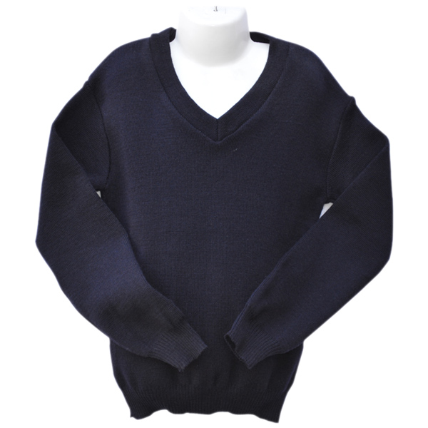 A-Wear Long Sleeve V-Neck Jersey